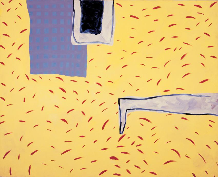 Jonathan Lakser Pimply Walls