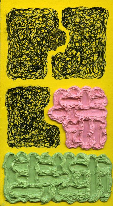 Jonathan Lakser Untitled